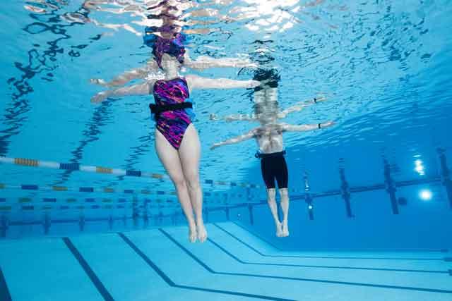 Aquagym grand bain